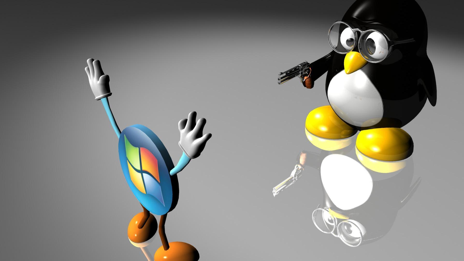 Лучший Линукс
