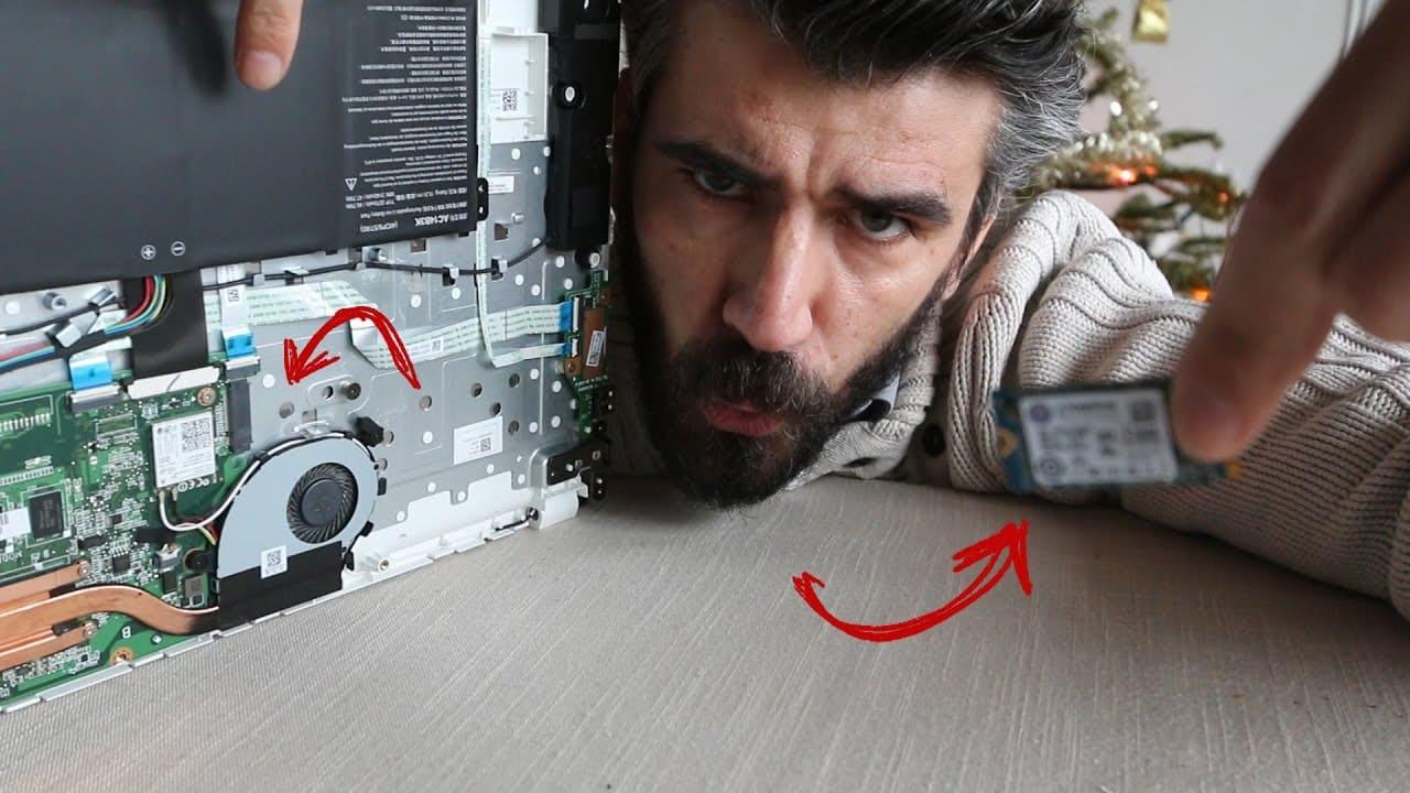 как модернизировать свой ноутбук