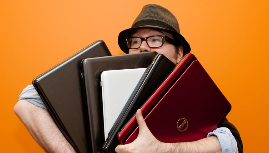Как выбрать ноутбук недорогой , но хороший - 12 советов